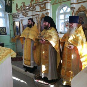 Назначение священника Евгения Романова